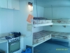 6 Man Sleeper Beds and Kitchen