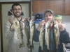 Dan and Chris Walleye Sweet's Fishing