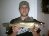 Lake of the Woods 22 inch walleye