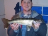 Ryan with a Sweet's Fishing Walleye