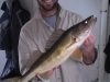 Dano with a Sweet's Fishing Walleye