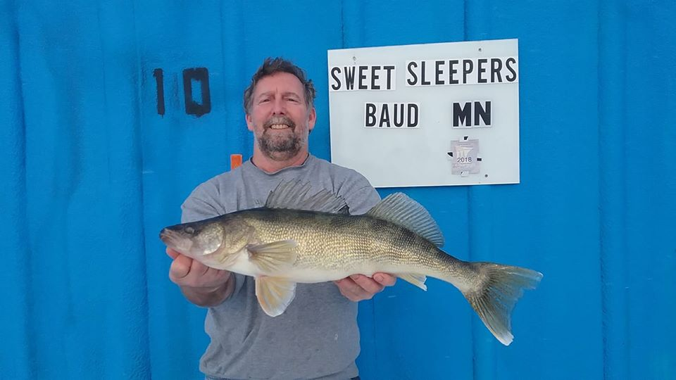 Koening 26 Inch Walleye